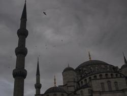 トルコ(1)ブルーモスク
