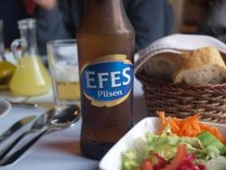 トルコ(1)ビール