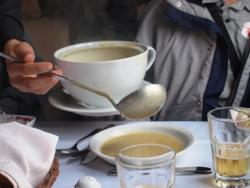 トルコ(1)ランチスープ