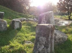トルコトロイの遺跡