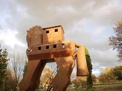 トルコトロイの木馬