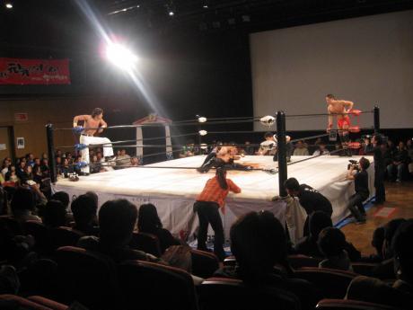 九州プロレス3