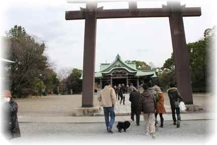 大阪城満喫3