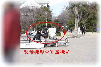 大阪城満喫7