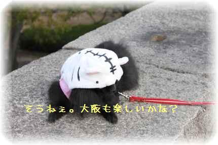 大阪城満喫10