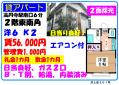 高円寺駅 高円寺 賃貸 バストイレ別 井上荘 201