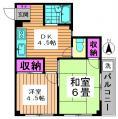 高円寺駅 賃貸 2DK