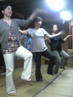 踊り(10日)