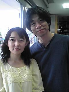 陽子さん(ツーショット)