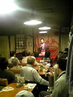 10/2(P寄席・笑天さん)