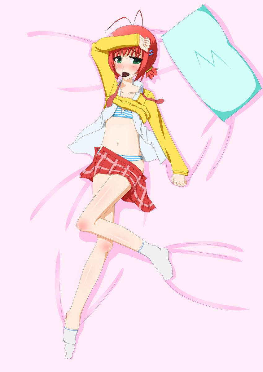 みなせ-in-the-ベッド
