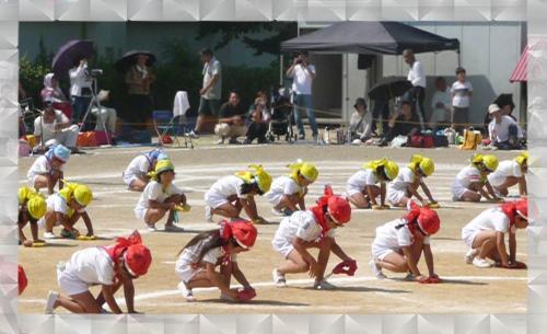 運動会2009-03ダンス