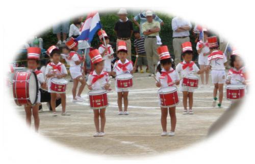 運動会2009-09パレード