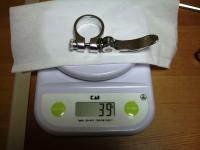 シートクランプ重量 ノーマル