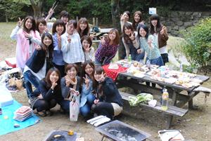 2011.4花見歓迎会