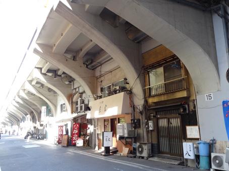 浅草橋駅高架下09