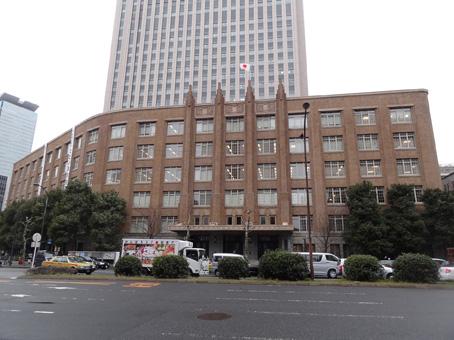 旧文部省庁舎1