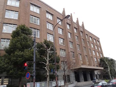 旧文部省庁舎5