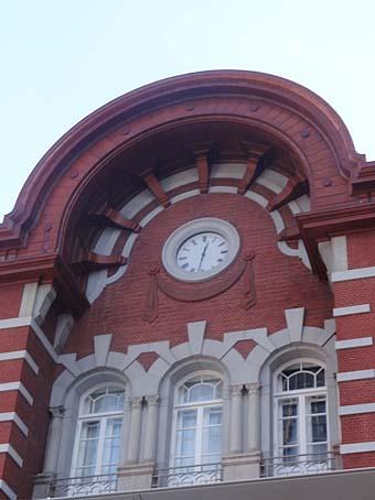 東京駅の時計