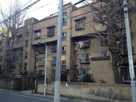 上野下アパート01