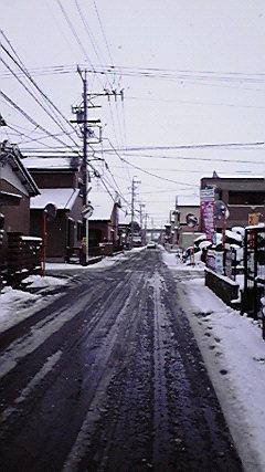 1月30 雪