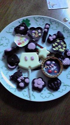 チョコレート (2)