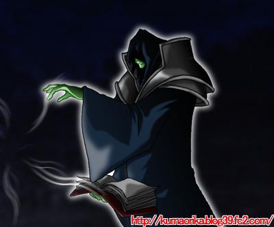 黒魔術の魔法陣イラスト2