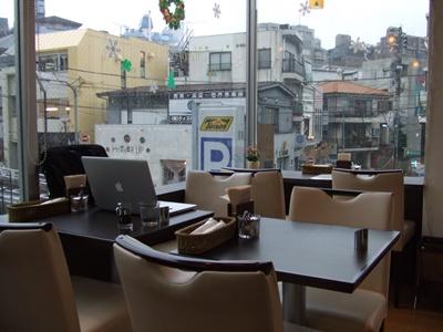 PAN CAKE CAFE CLOVER'((パンケーキカフェクローバーズ) 店内