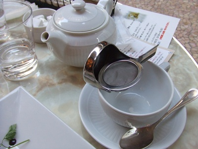 ル パティシエ タカギ 青山店 紅茶