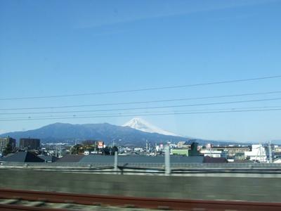 2日新幹線から富士山2