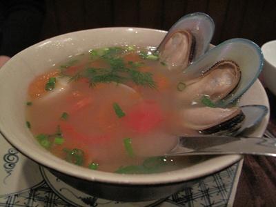 恵比寿 Nha Viet Nam ヴェトナム館 (ニャーベトナム)スープ