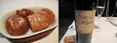 IL BAFFONE (イル・バッフォーネ) パンとワイン