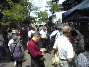 盆栽祭り20100504