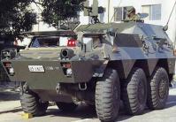 82式 装輪式装甲車