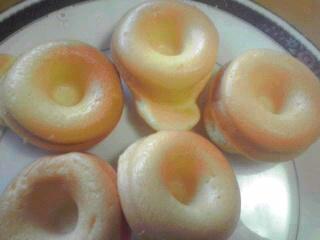 ちゅるんなドーナツ♪