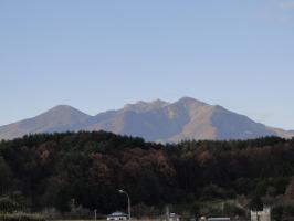 八ヶ岳(気温多分5℃くらい)