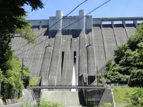 小里川ダム (5)
