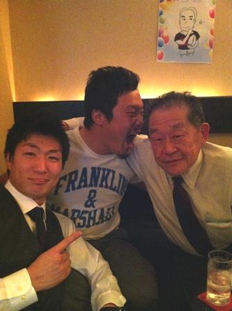 金田さん食べられる!