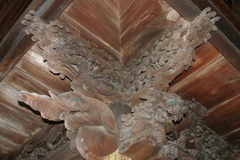 下社秋宮拝殿