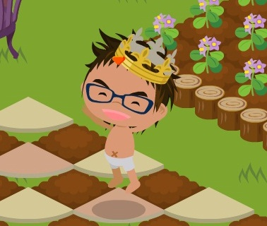 裸の王様w