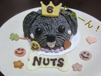 2011.6.22ケーキ