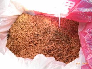 米ぬか堆肥