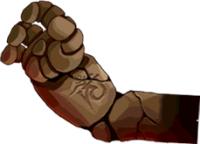 ジャクム腕3