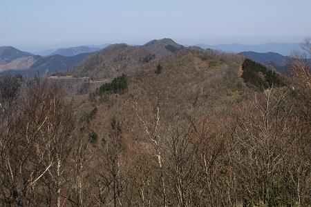 20100320蕎麦粒山・三頭山1