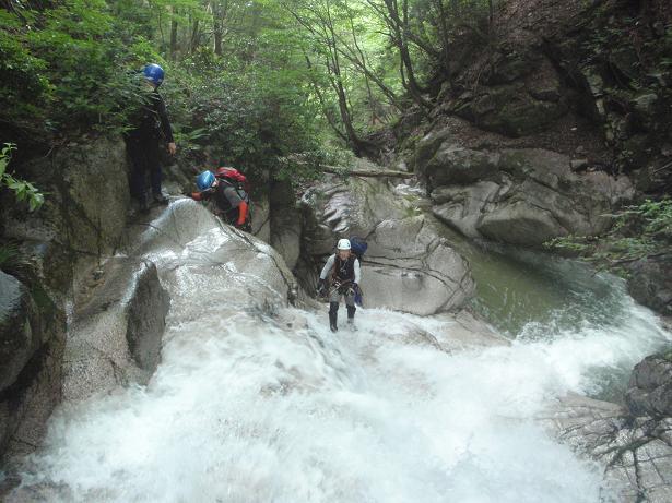 1007八淵の滝写真2