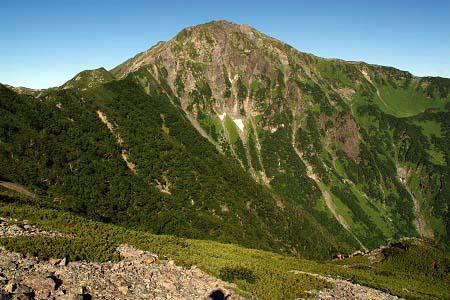 20100820北岳仙丈1