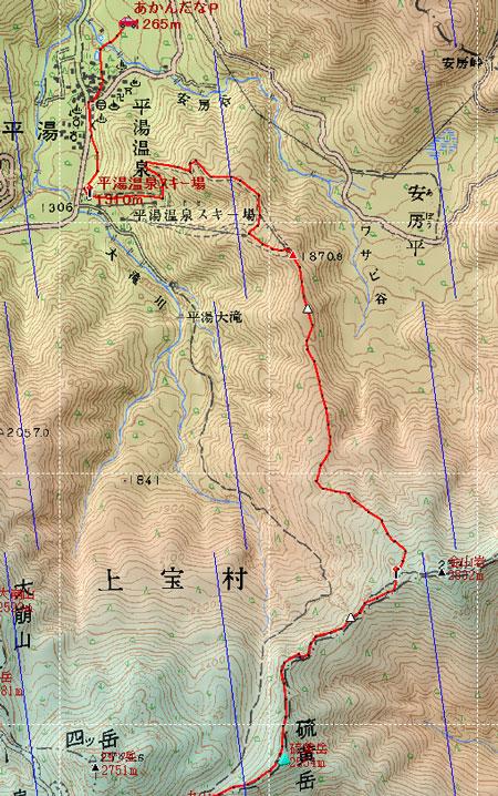 20100918乗鞍鉢盛地図1