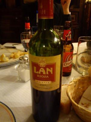 spanien Wein