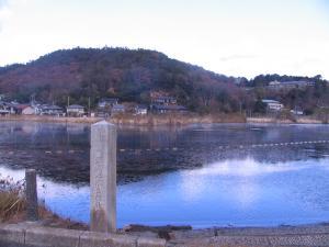 深泥池12月