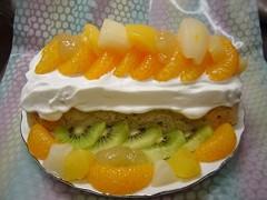 卵除去バナナパウンドケーキ